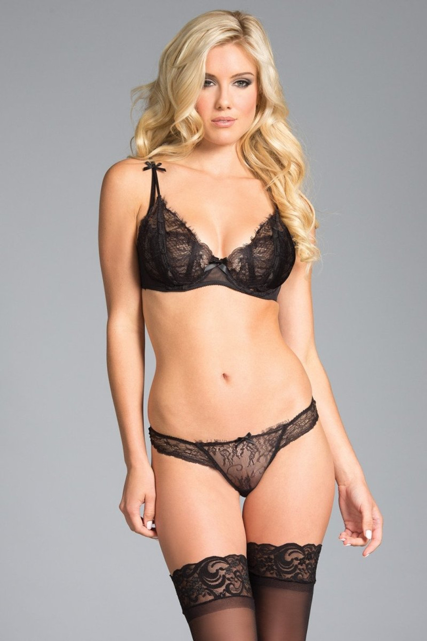 BW1625 Lace Me Wild Set
