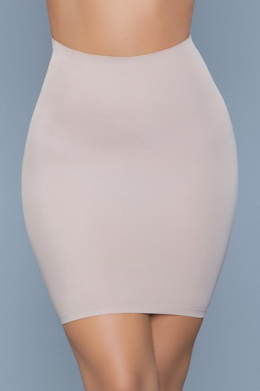 2005 Slimin' Shapewear Slip Skirt Nude