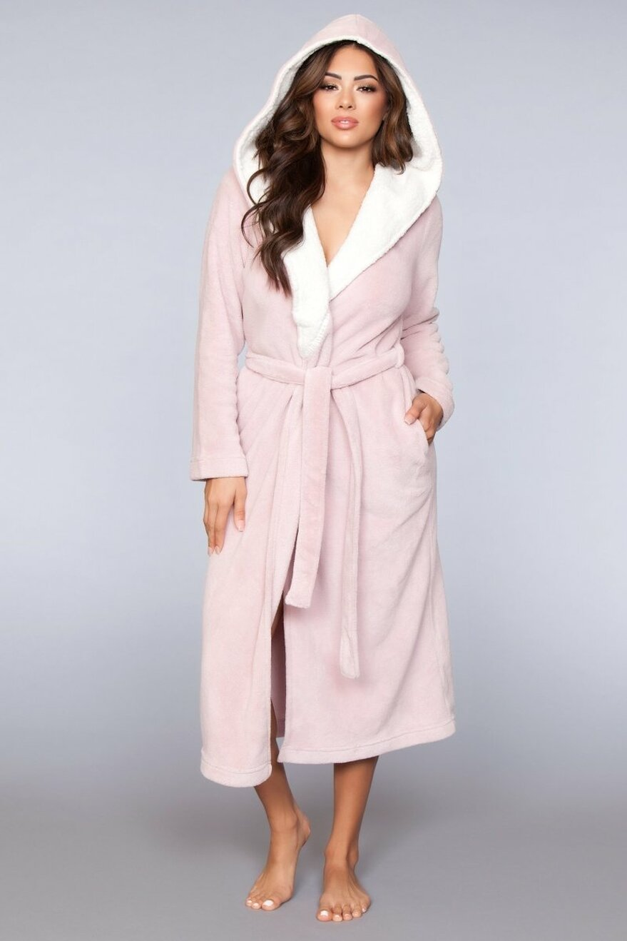 1818 Janette Robe Pink