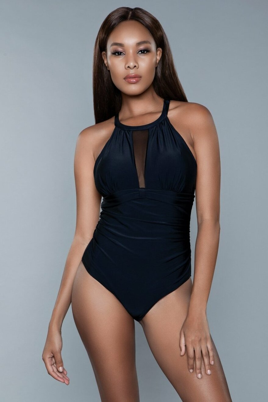 1984 Briella Swimsuit Black