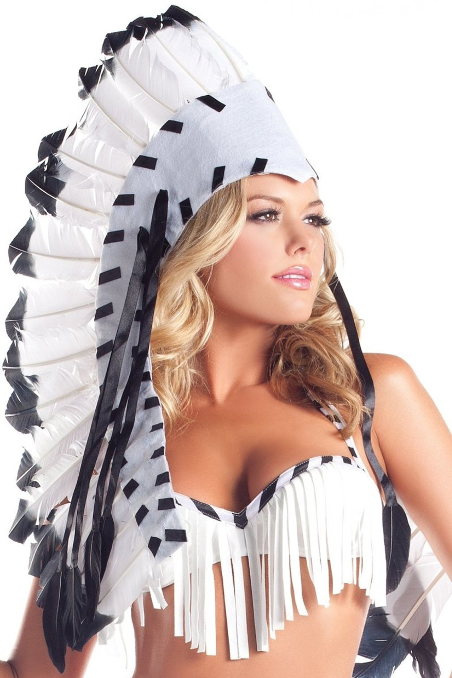 BW213 Feather Headress
