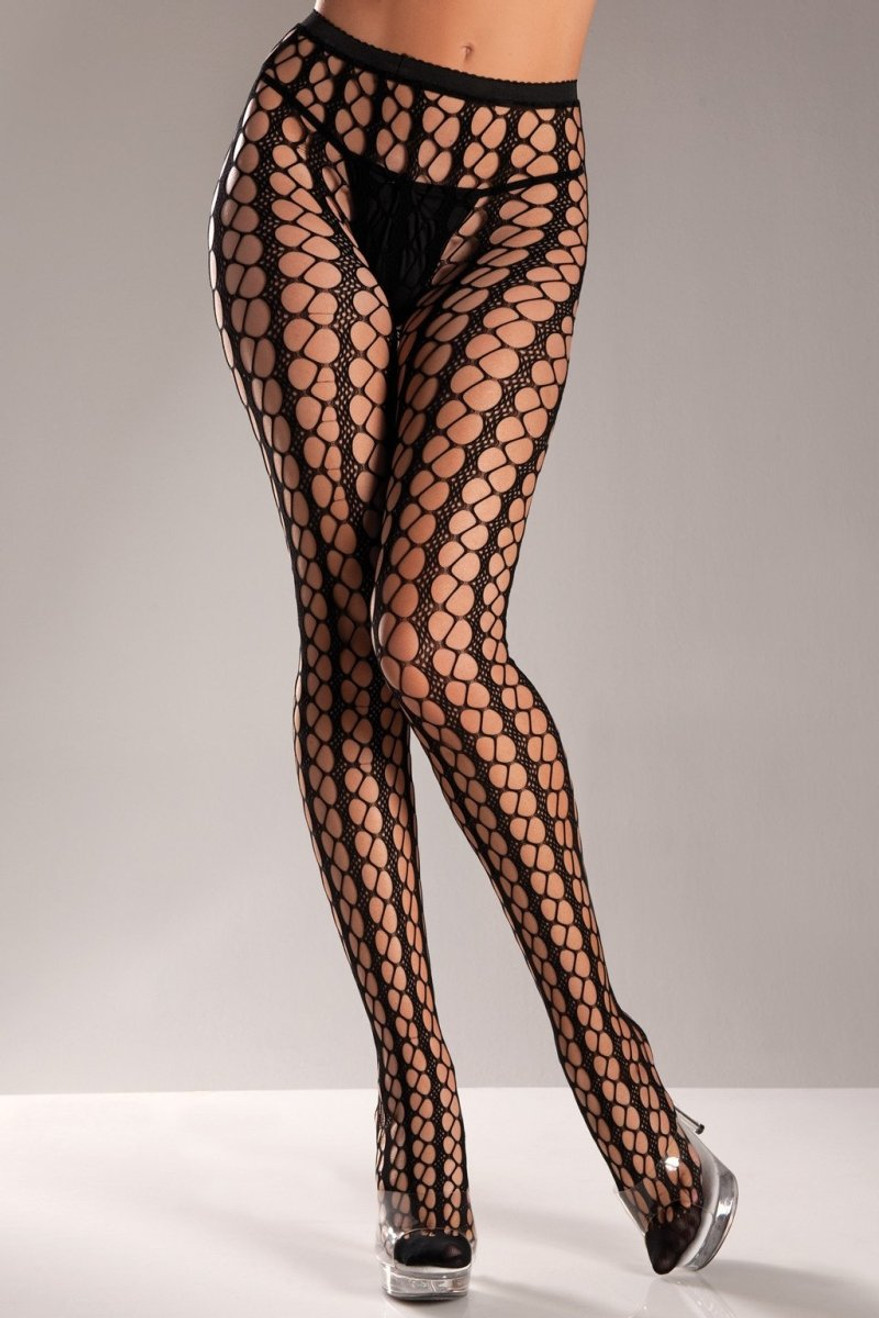 BW598B Caught In Your Net Pantyhose