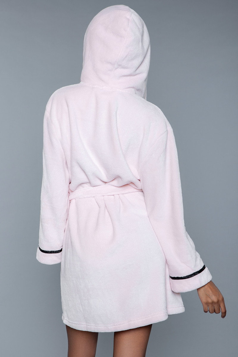 1966 Alyssa Robe Blush Pink