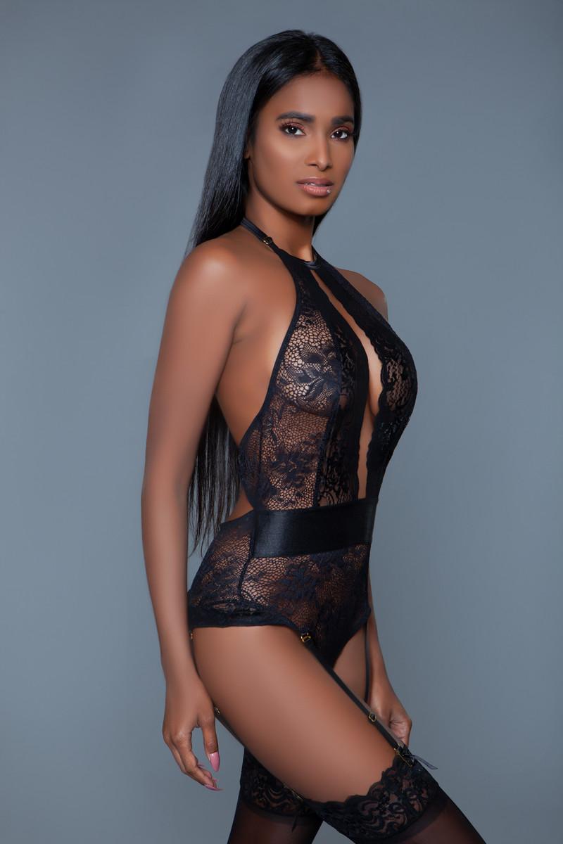 2016 Ophelia Bodysuit Black
