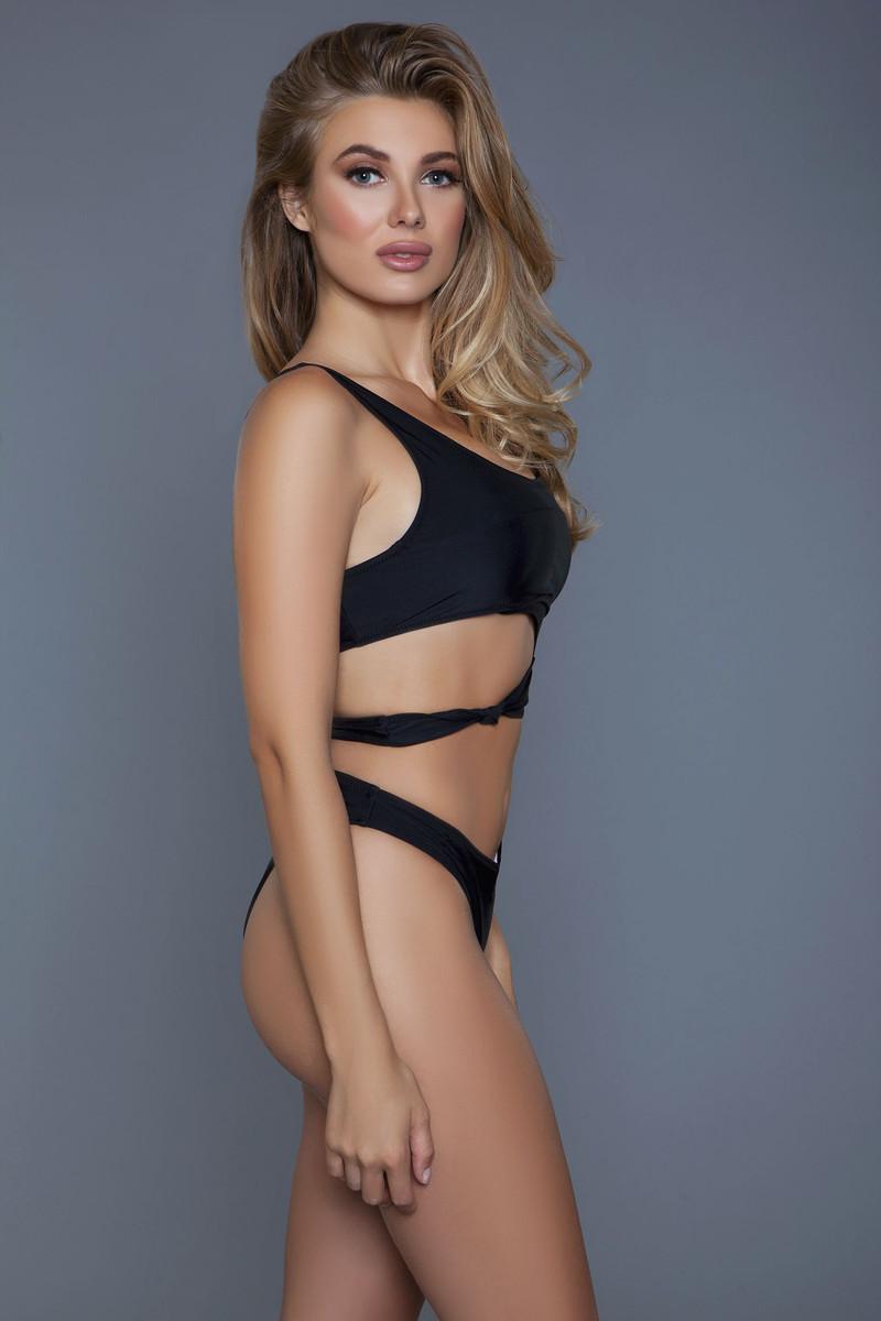 2110 Clara Swimsuit Black