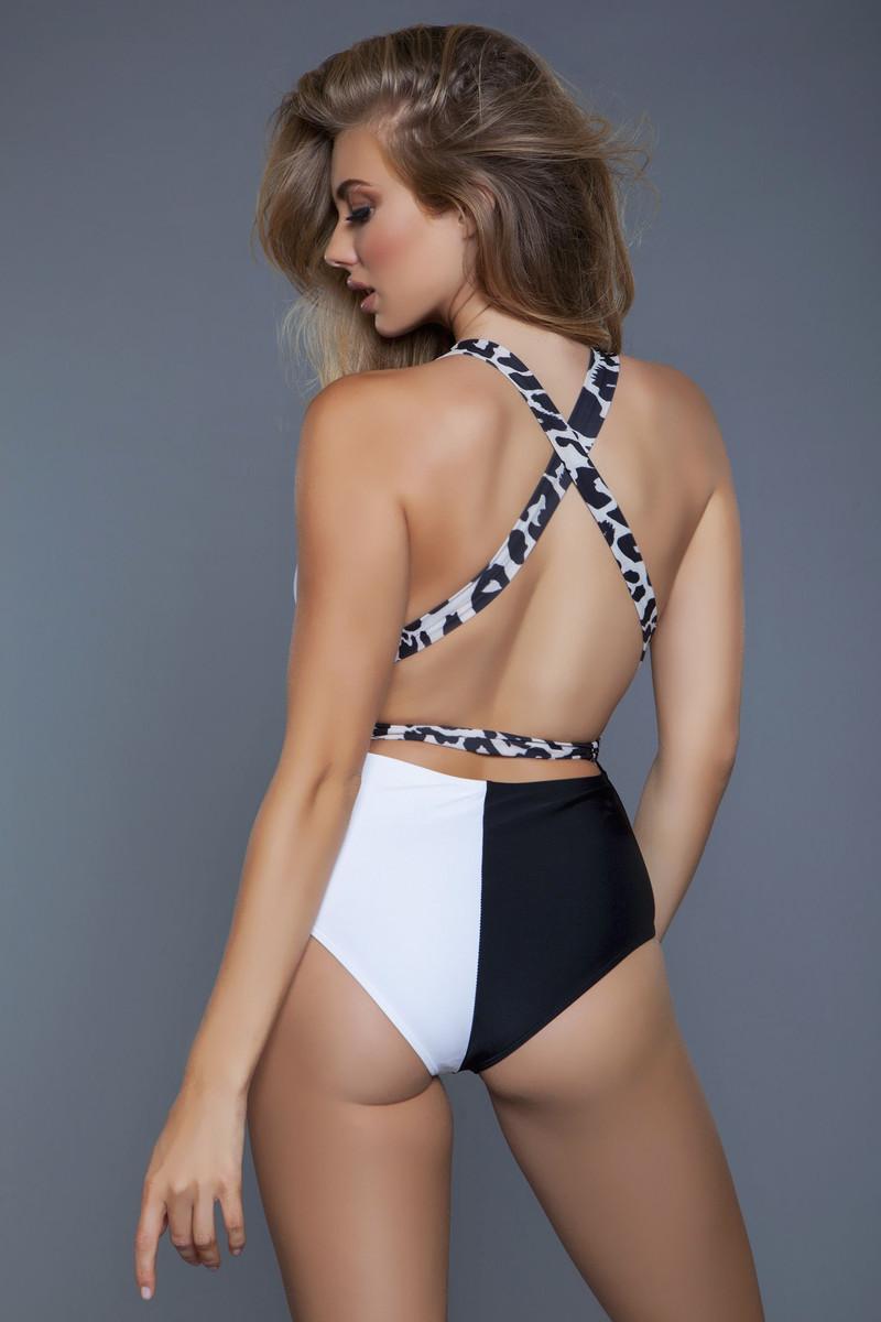 2113 Ezra Swimsuit Leopard