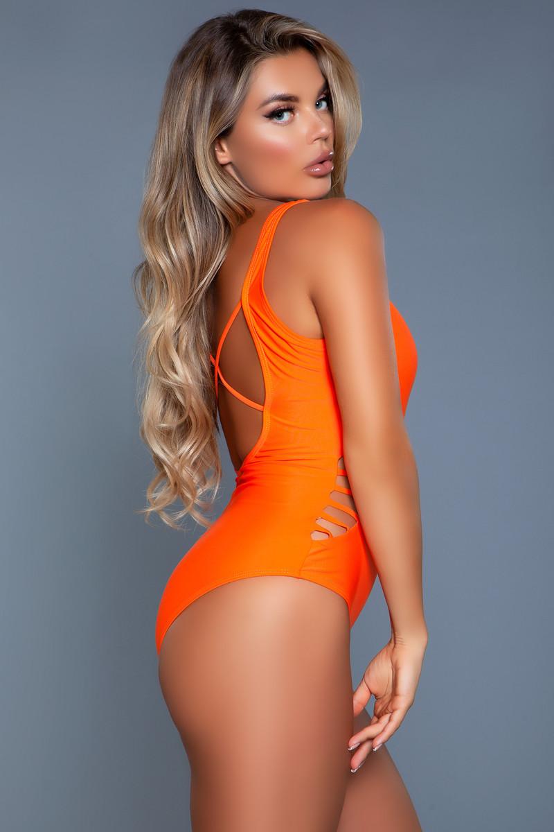 2119 Evie Swimsuit Orange