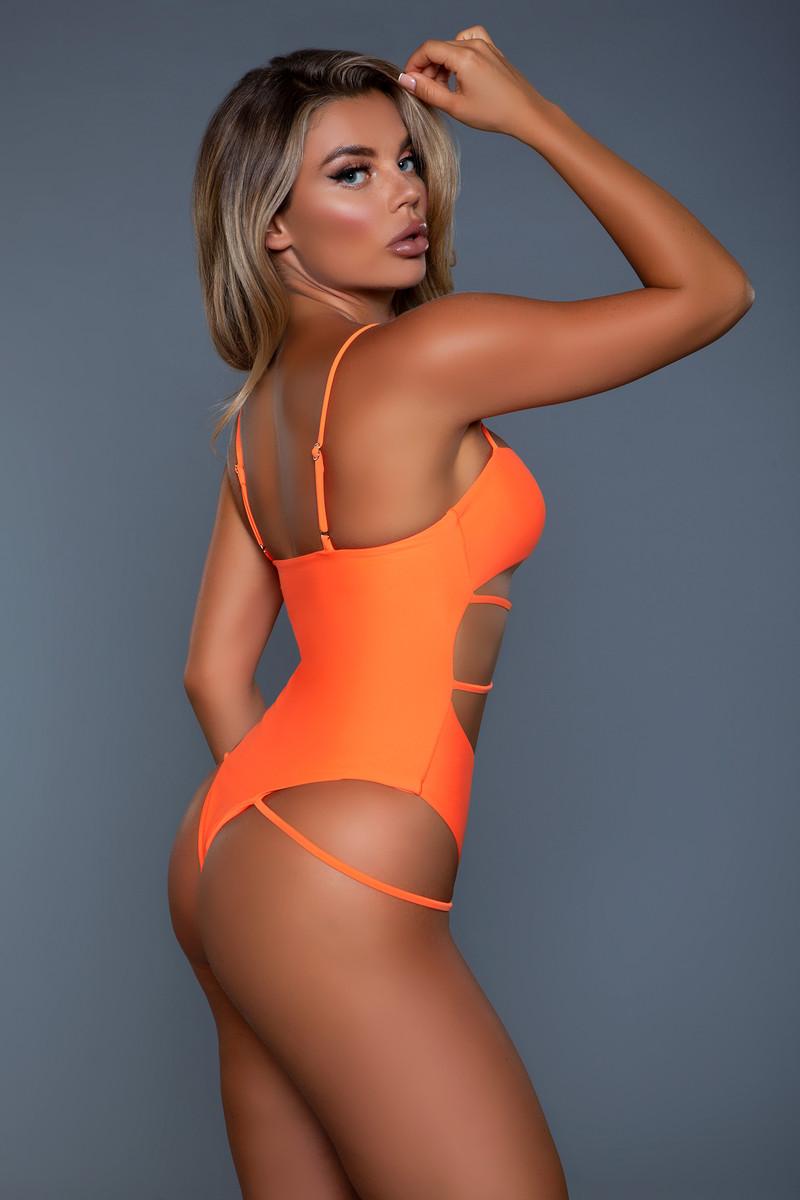 2126 Venetia Swimsuit Orange