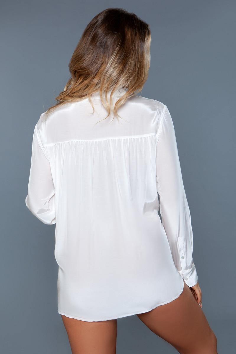 2147 Mackenzie Sleepshirt White
