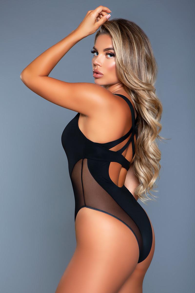 2121 Hera Swimsuit Black