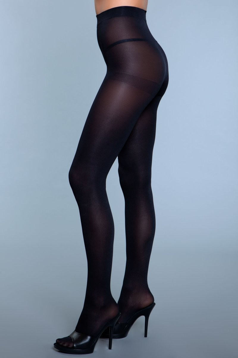 1913 Perfect Nylon Pantyhose Black