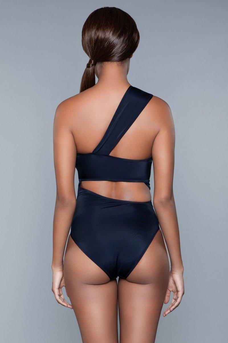 1973 Kennedy Swimsuit Black