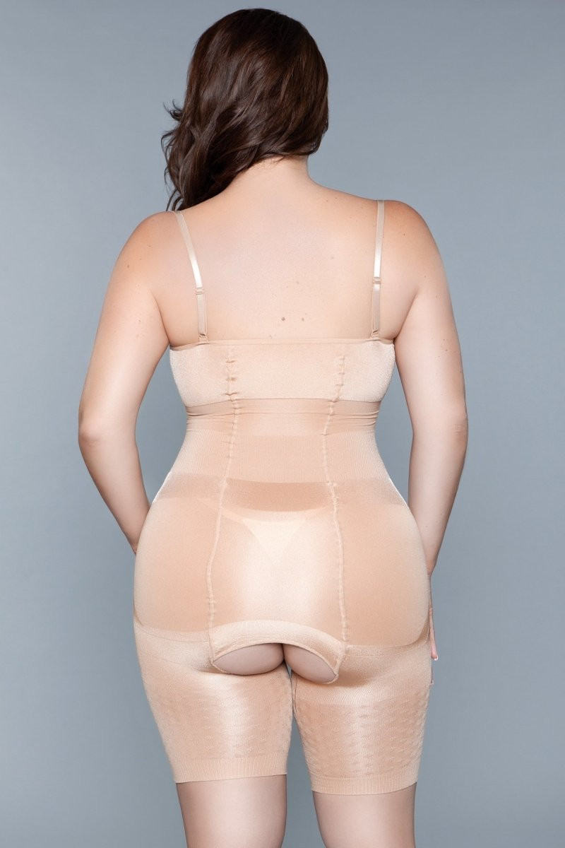 BW1675ND Thinking Thing Body Shaper - Nude