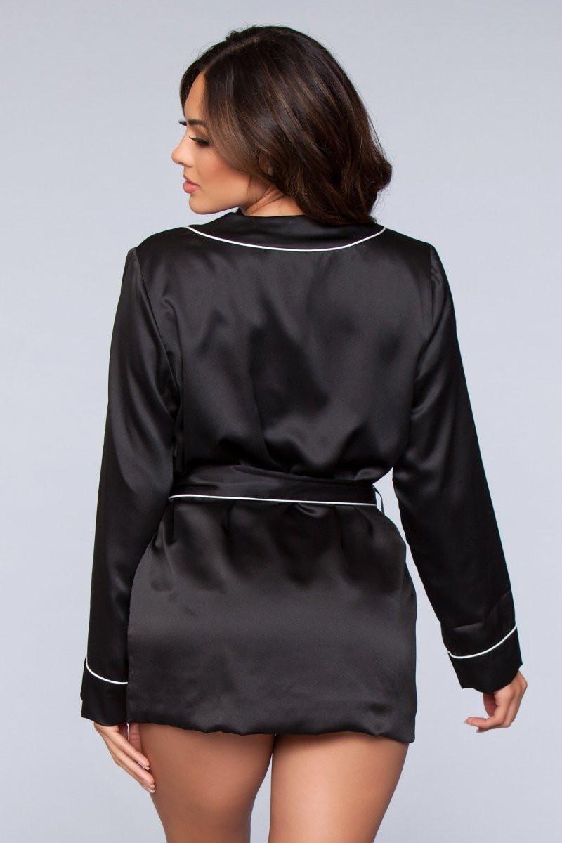 1815 Kali Robe Black