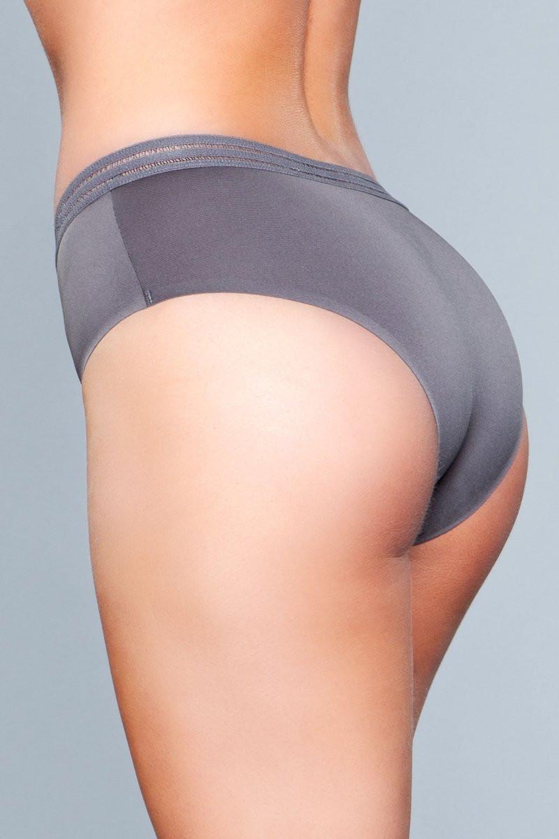 1848 Roxy Panty Grey