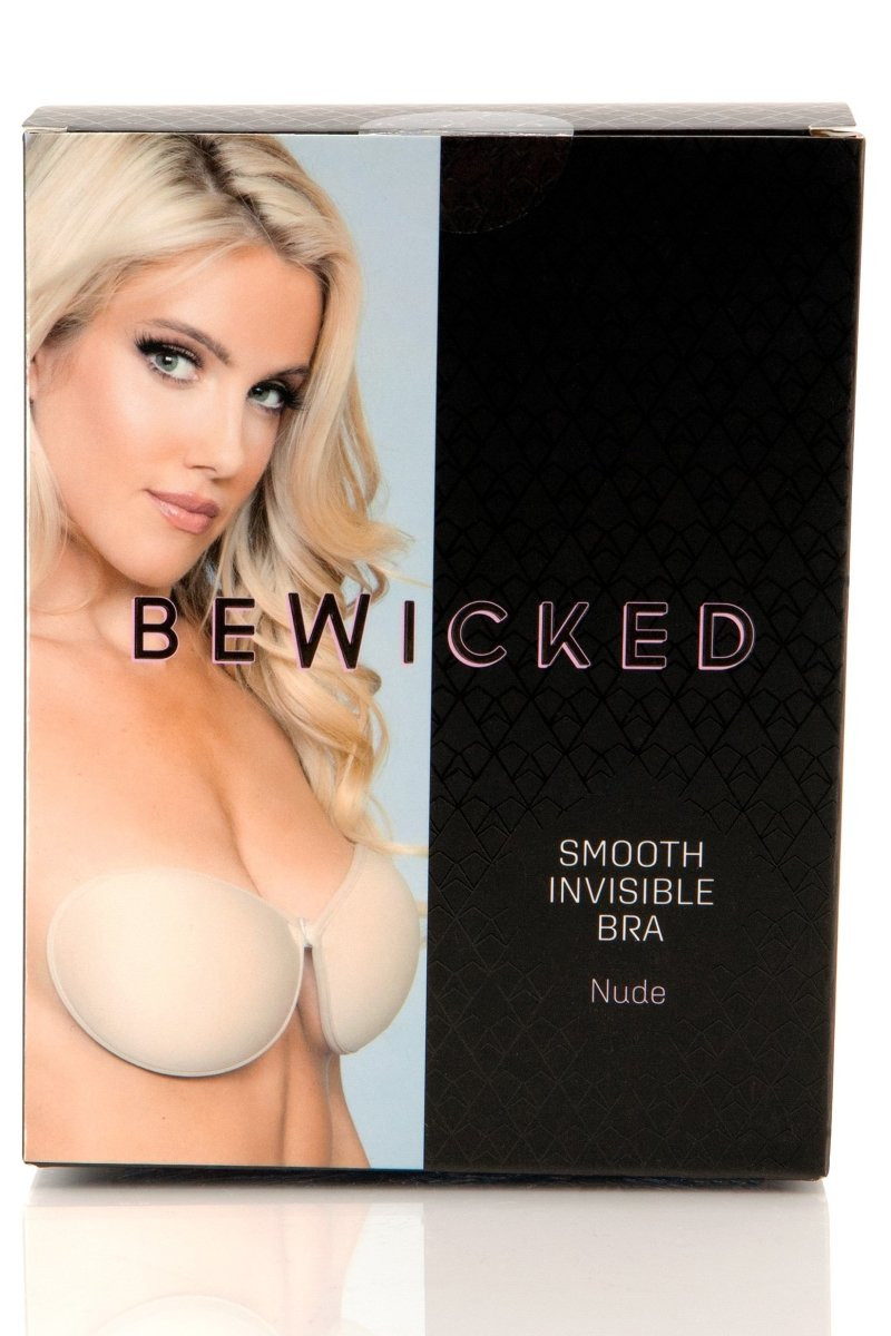 XB001 ND Smooth Invisible Bra - Nude
