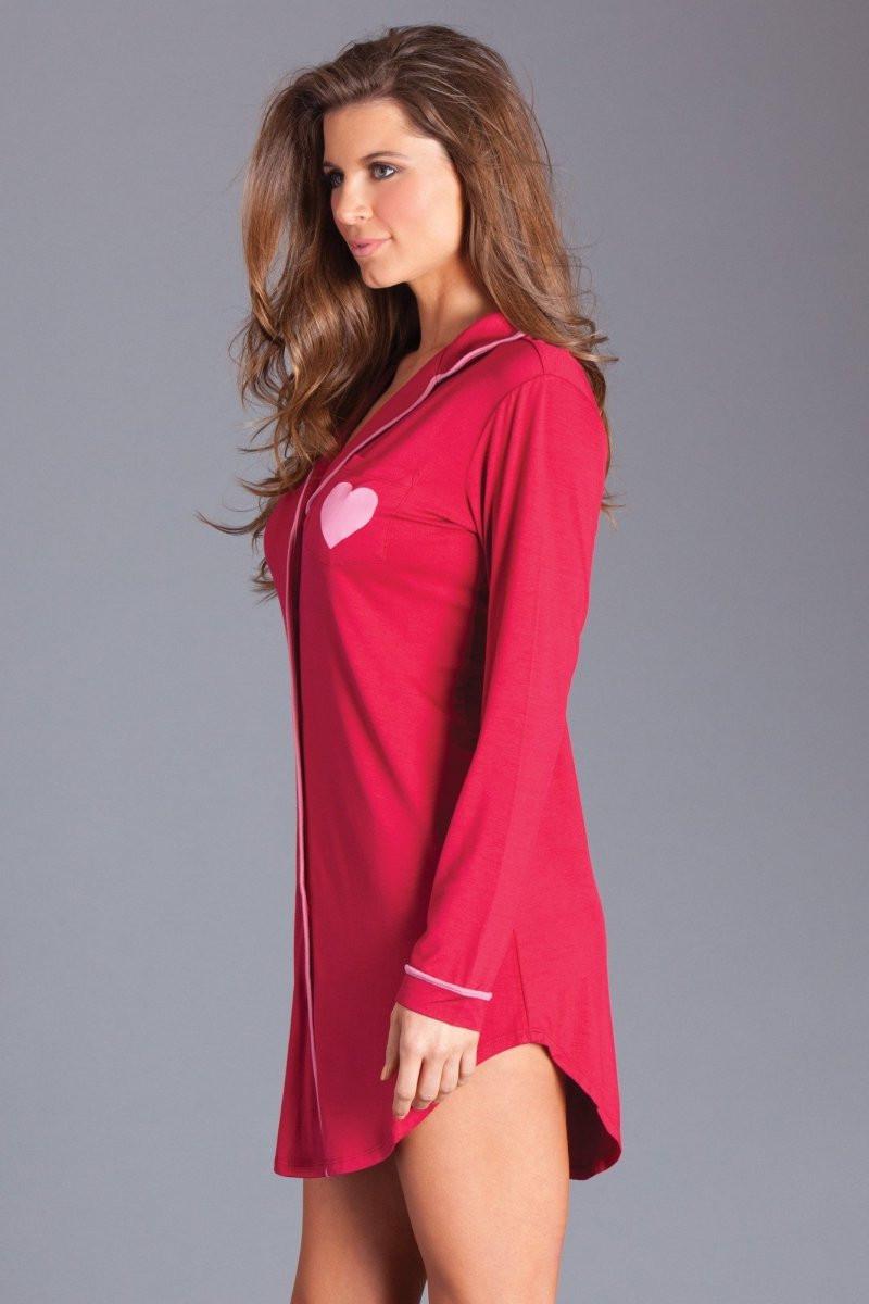 BW1701R Stacey Nightshirt