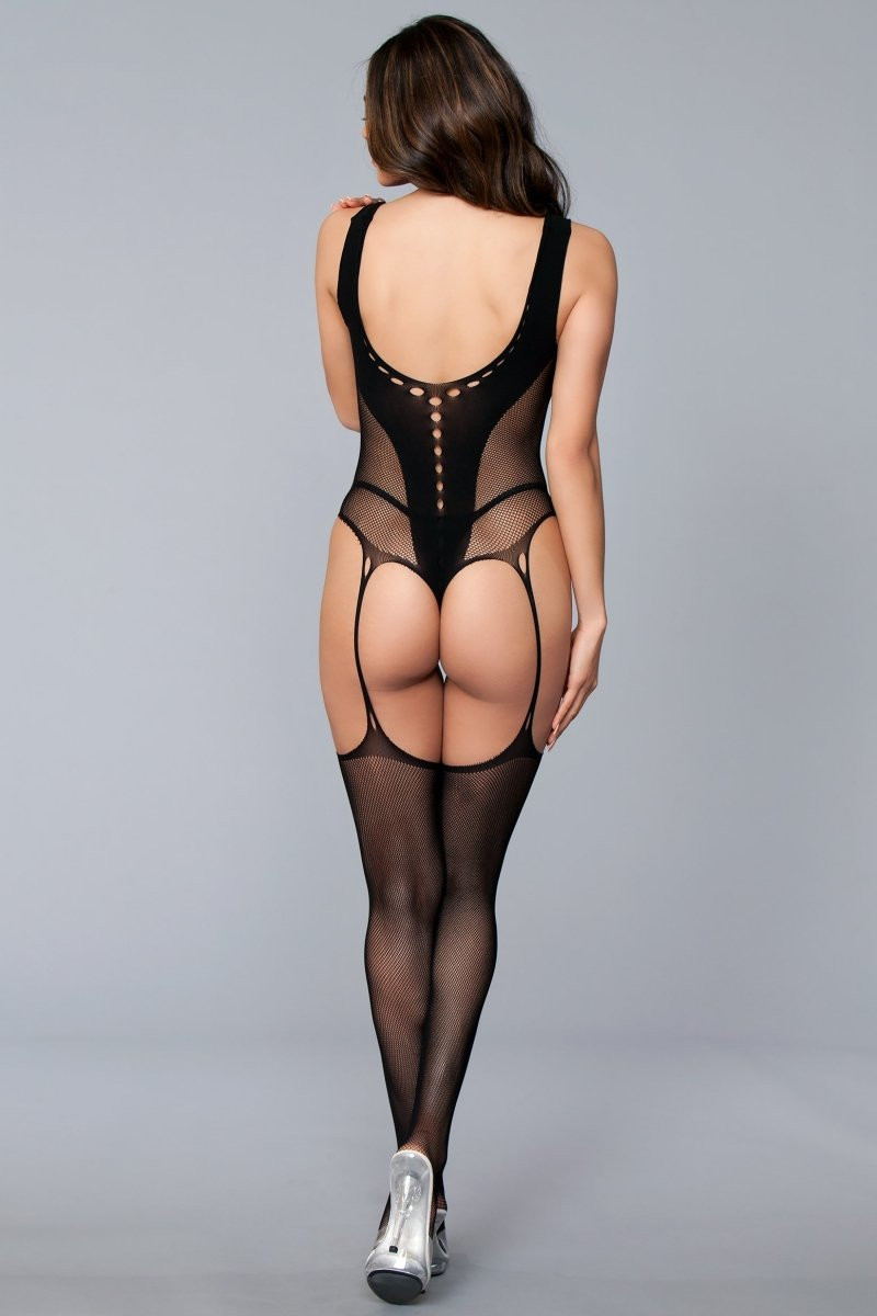 BWB125 Waiting For You Body Stocking