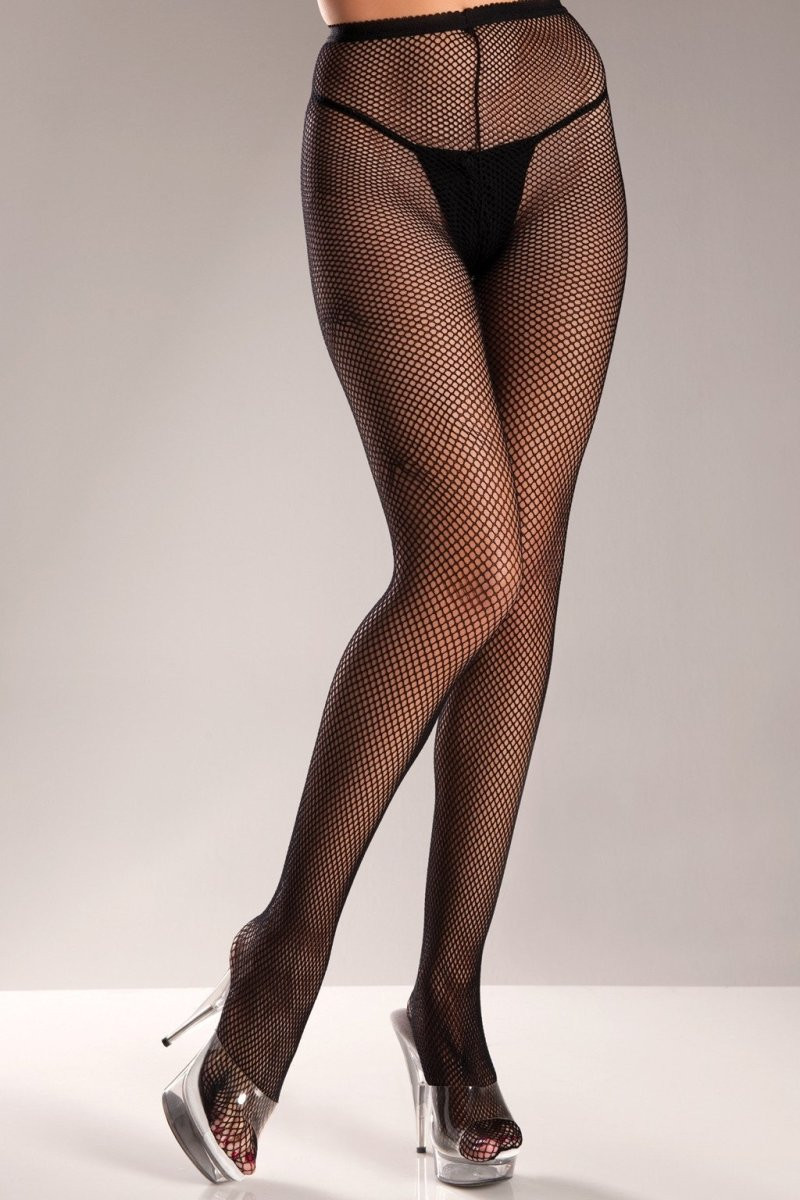 BW529 Caught In Your Net Pantyhose Black