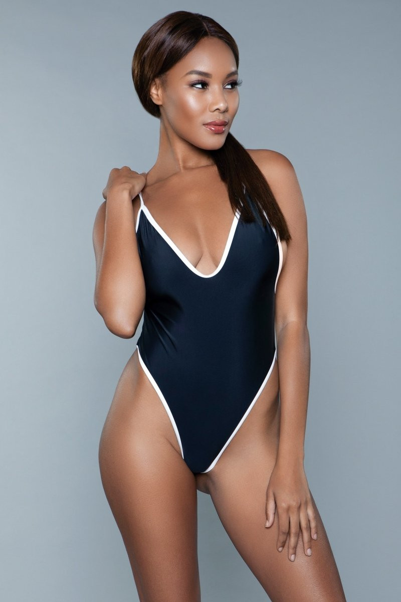 1981 Payton Swimsuit Black