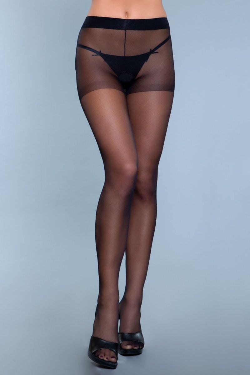 1927 Everyday Wear Pantyhose Black