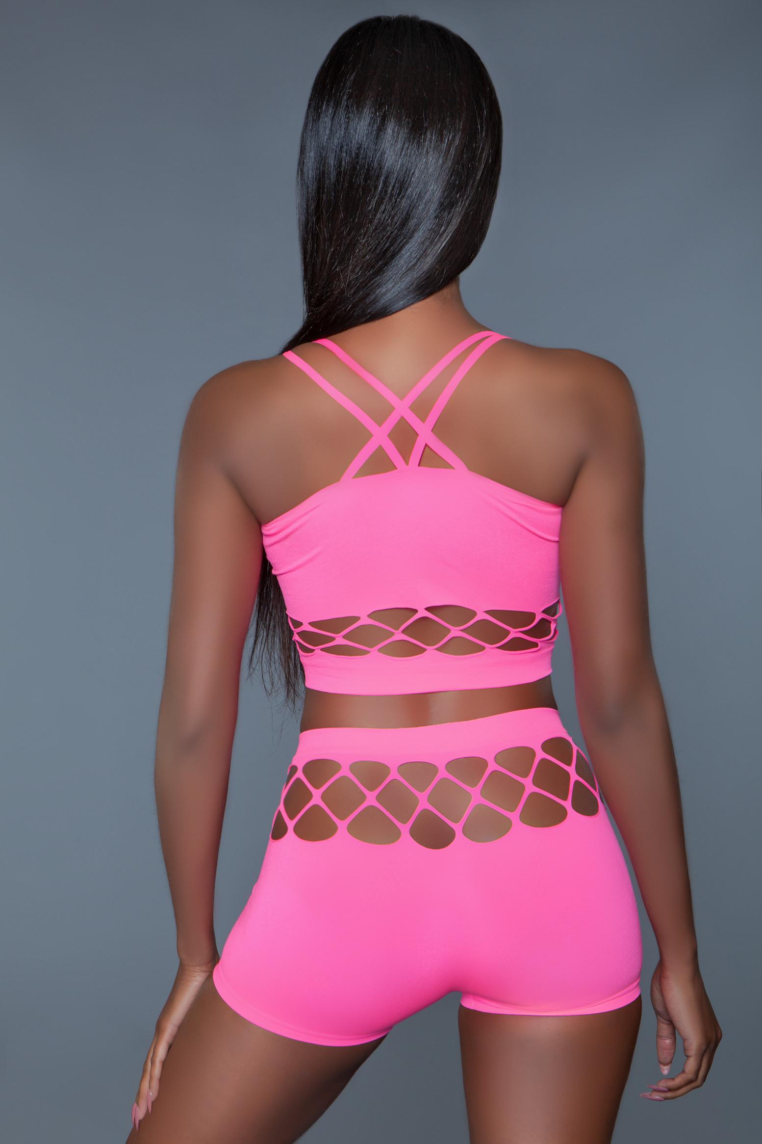 2011 Palmer Set Neon Pink