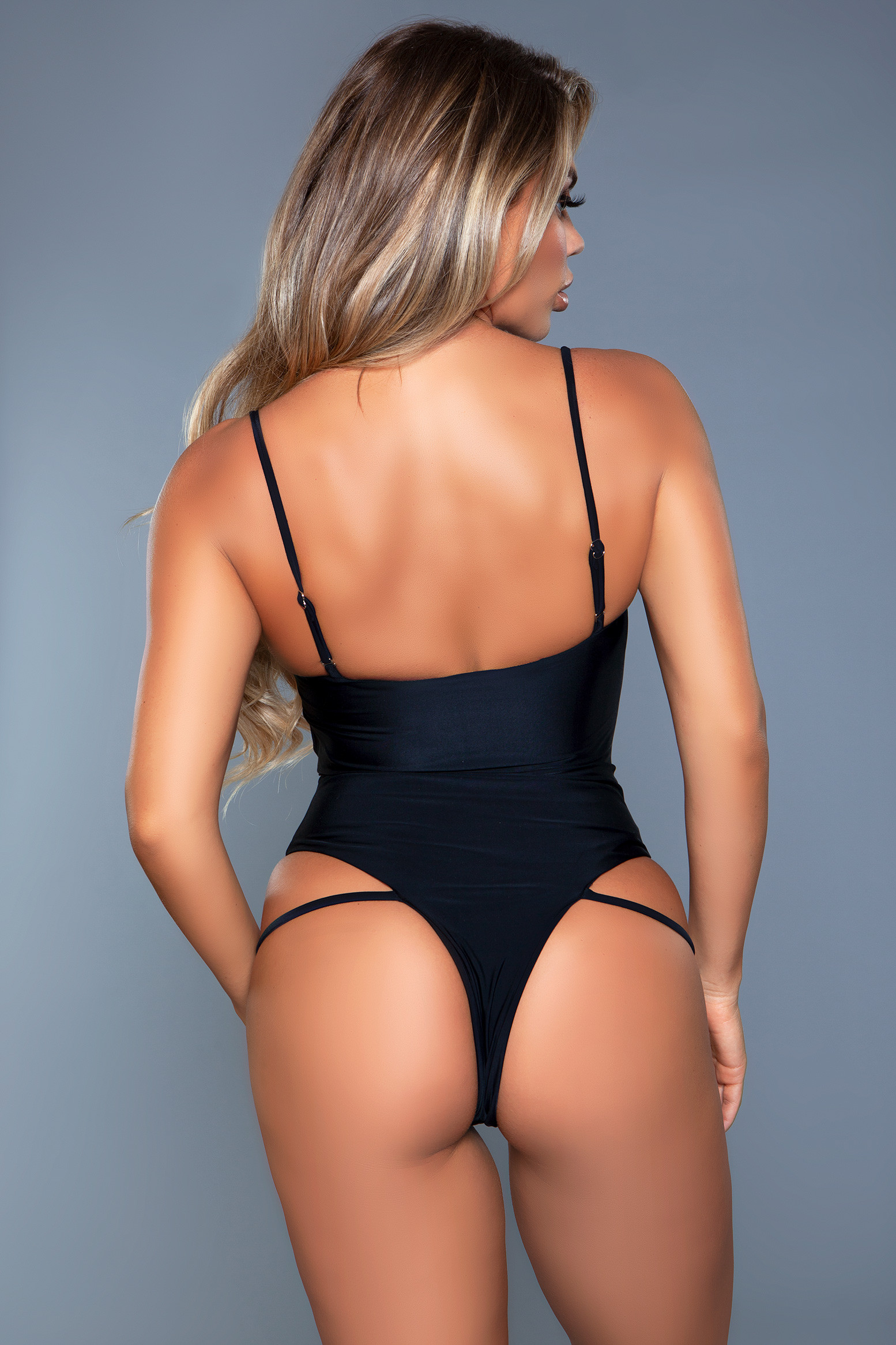2126 Venetia Swimsuit Black