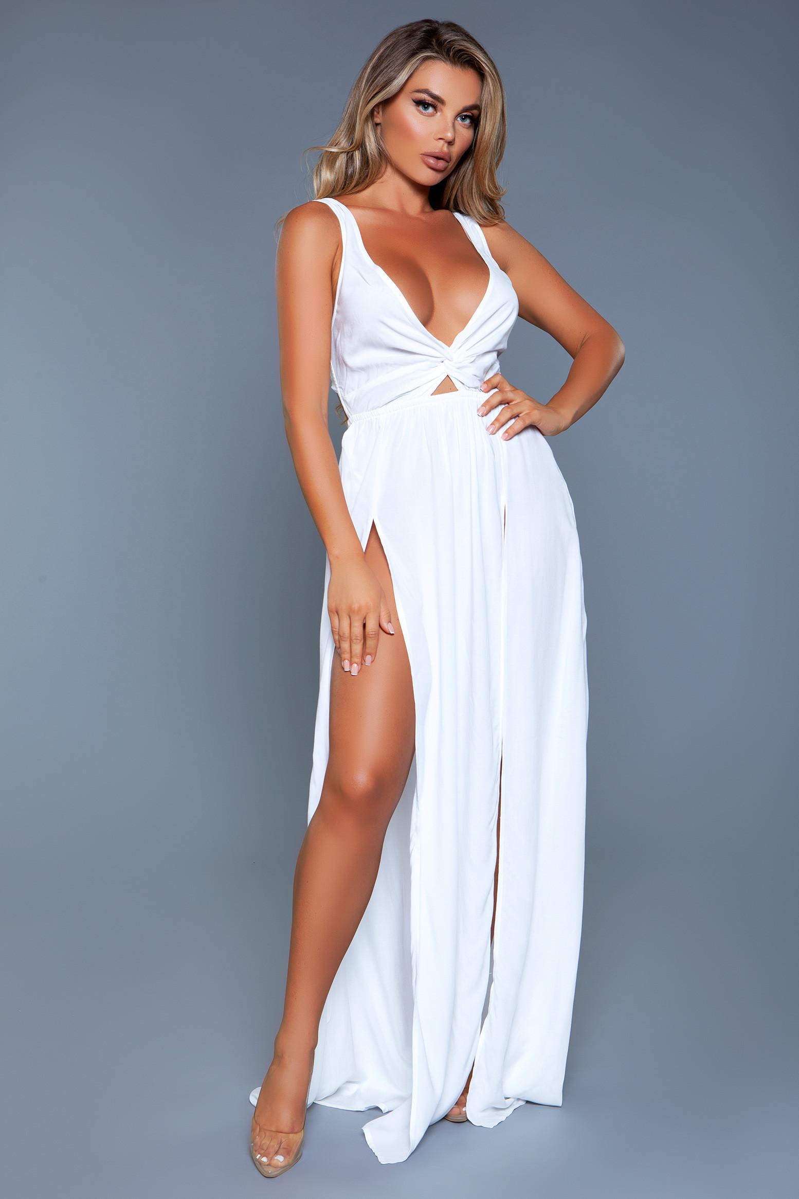 2134 Freya Maxi Dress White