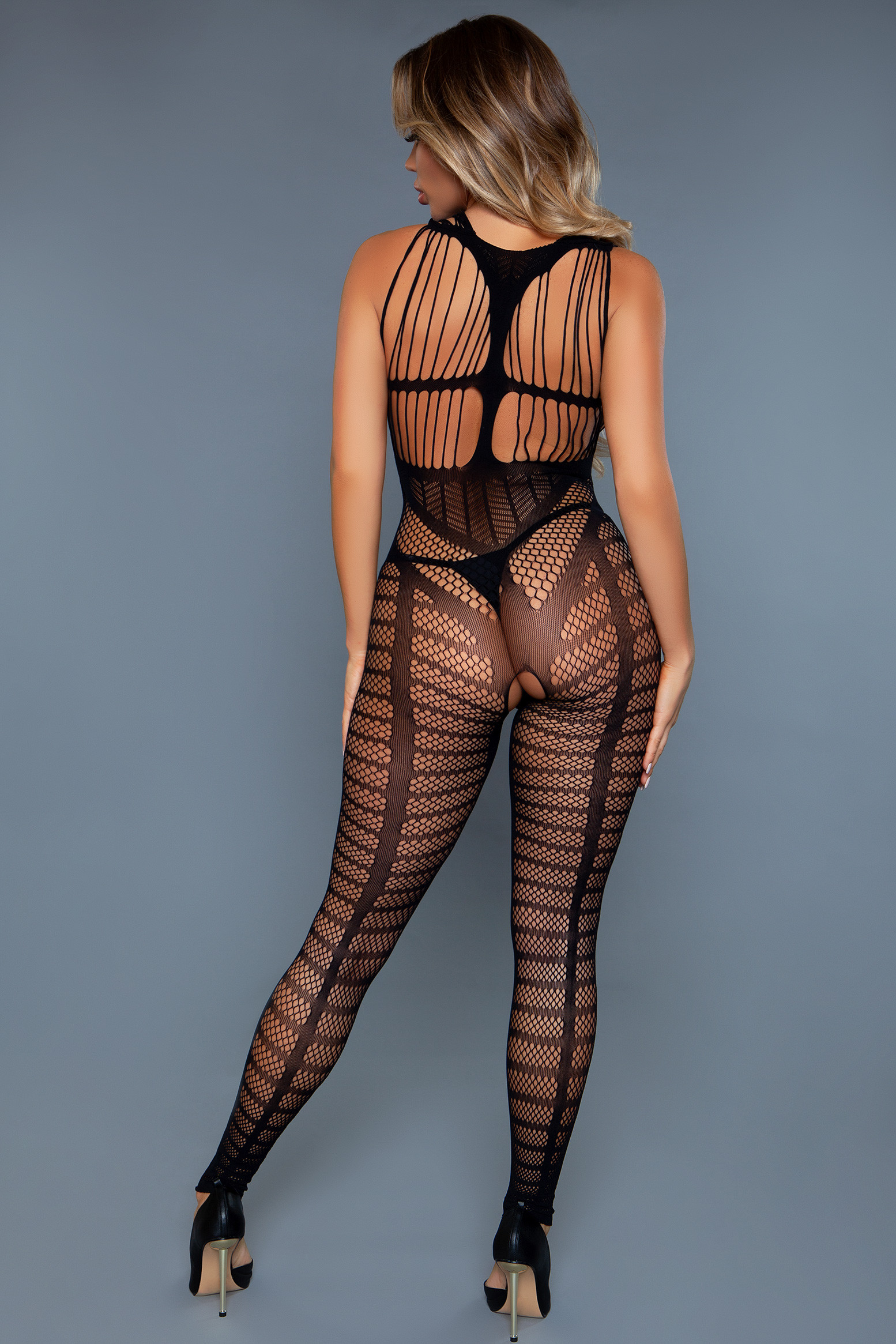 2151 The Total Babe Bodystocking