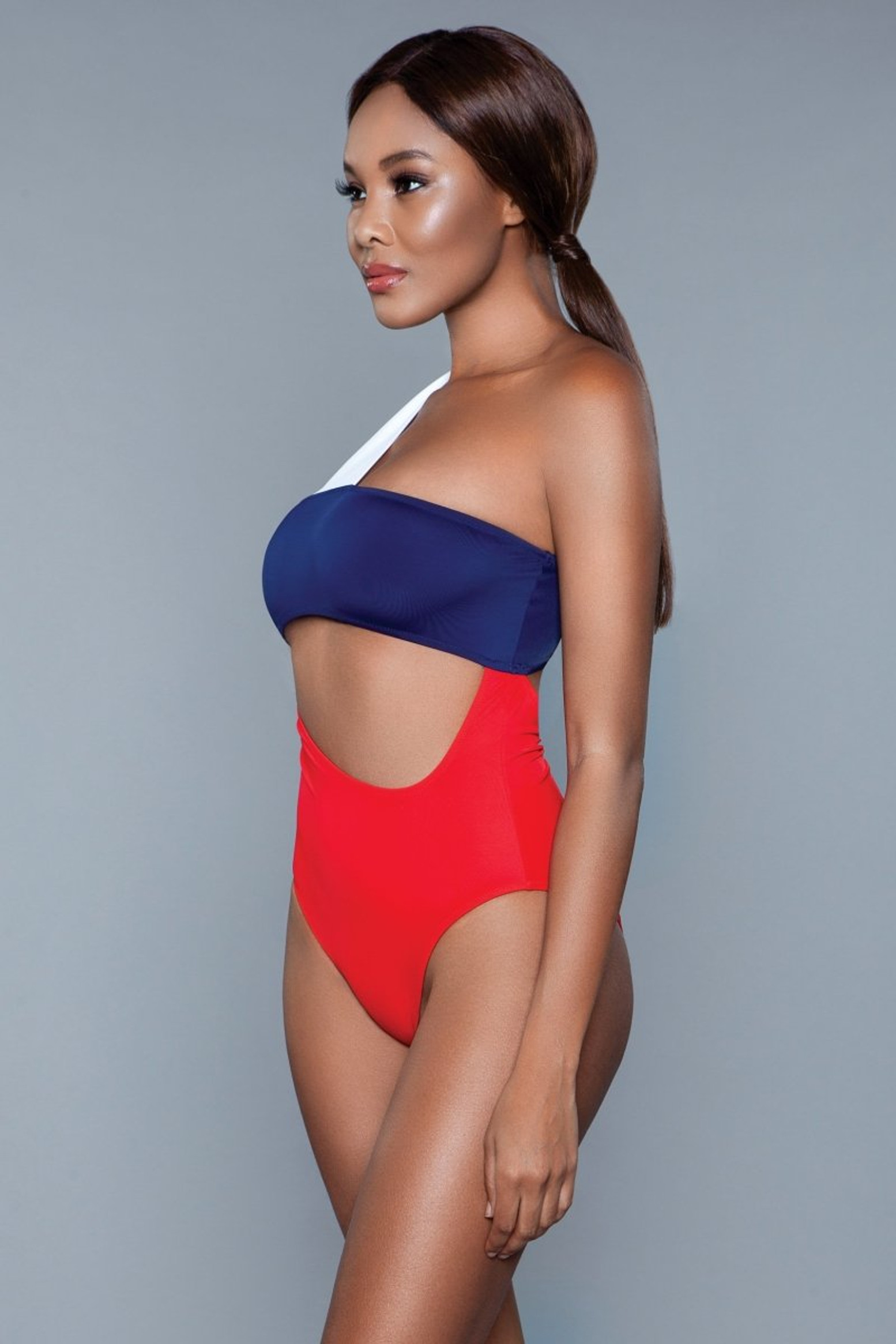 1973 Kennedy Swimsuit Red/White/Blue