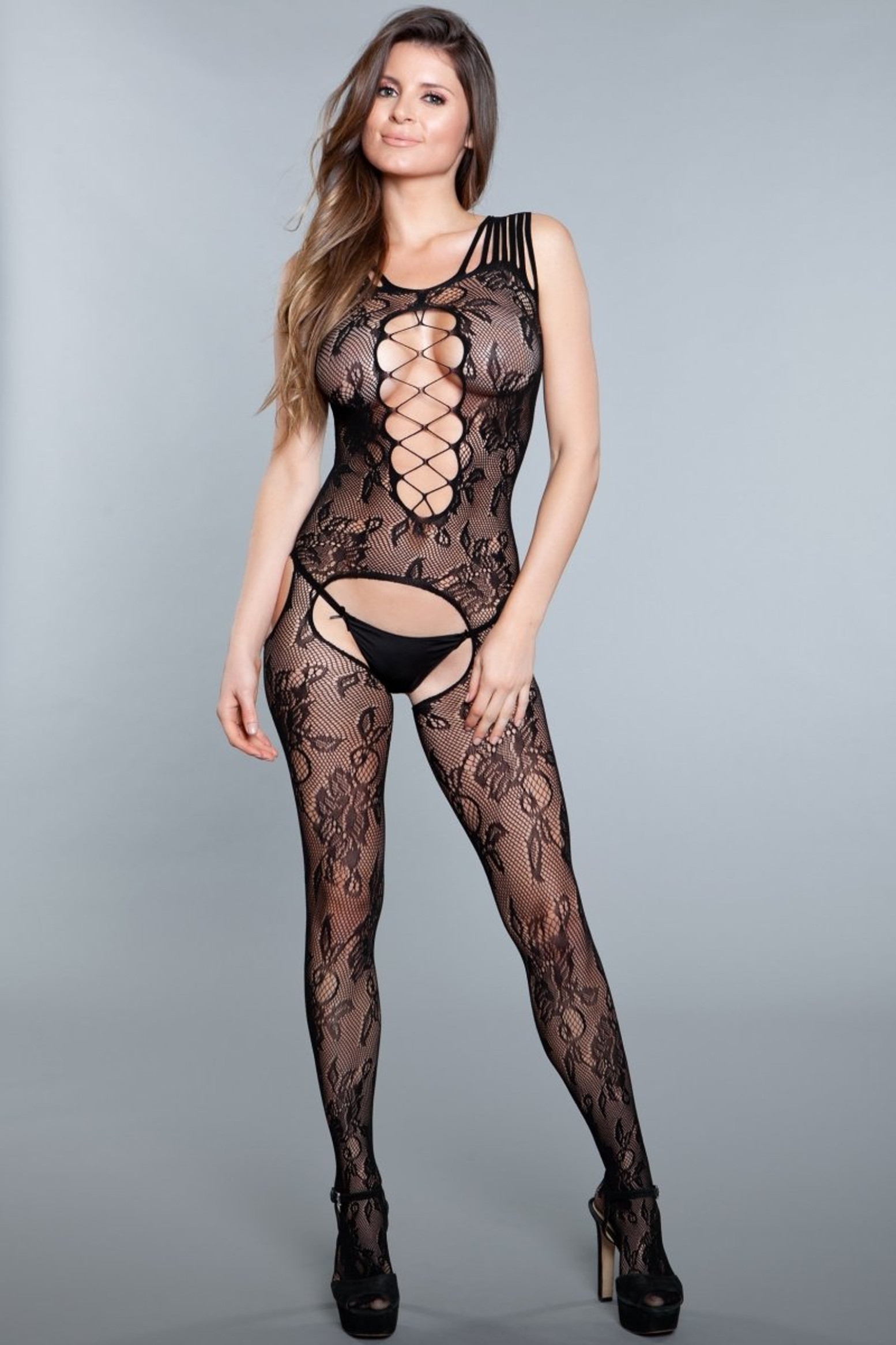 1895 Reservations Bodystocking