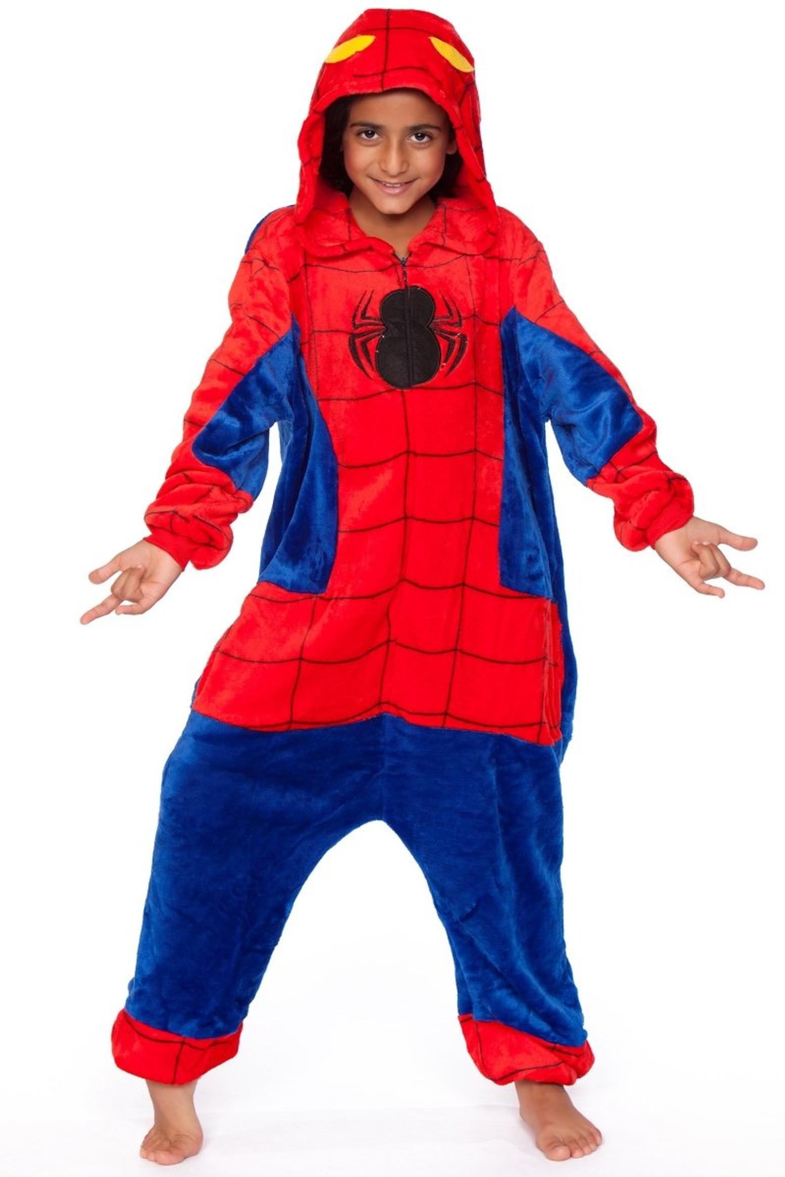 C1811-C SPIDERMAN Child Onesie