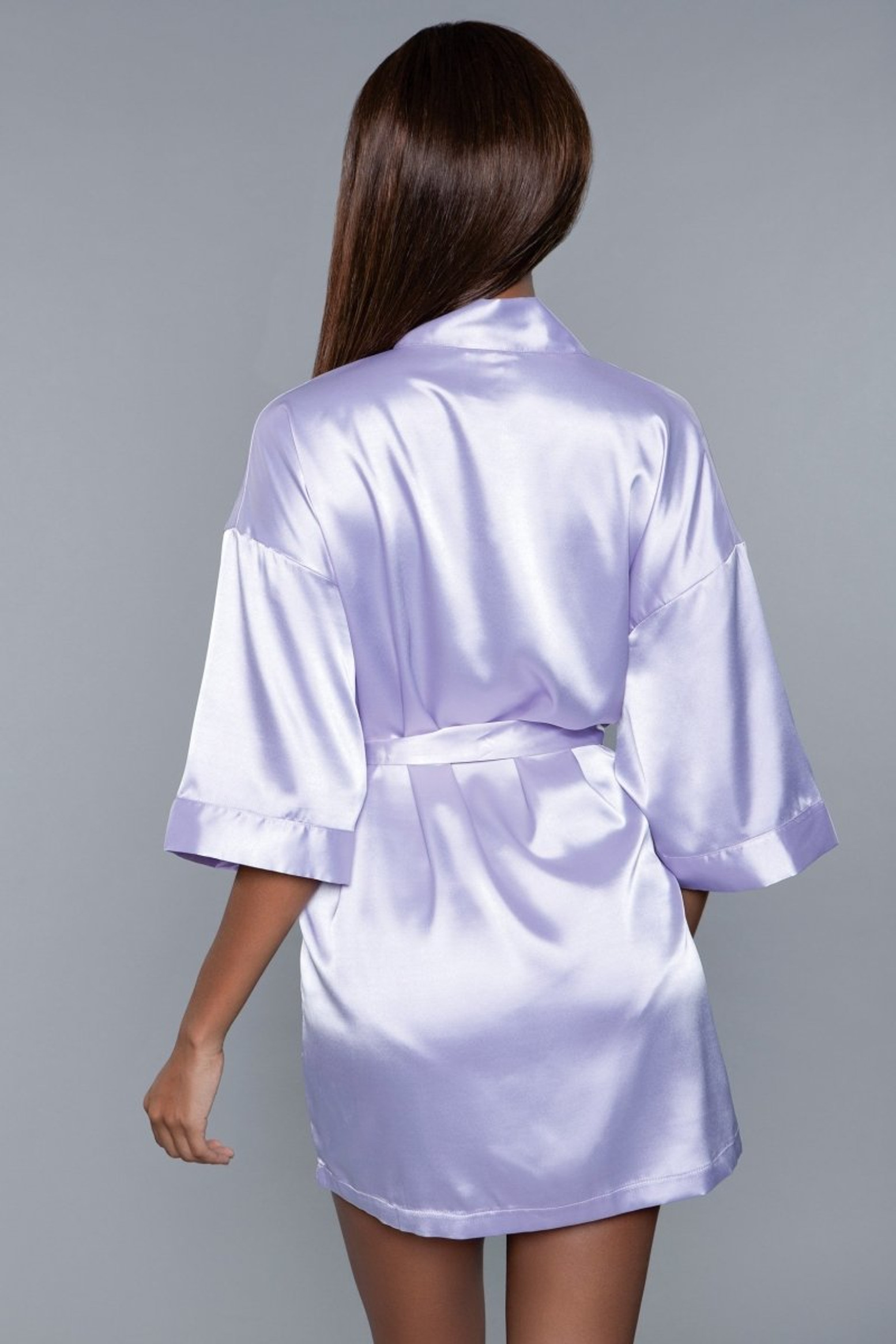 1947 Getting Ready Robe Lavender