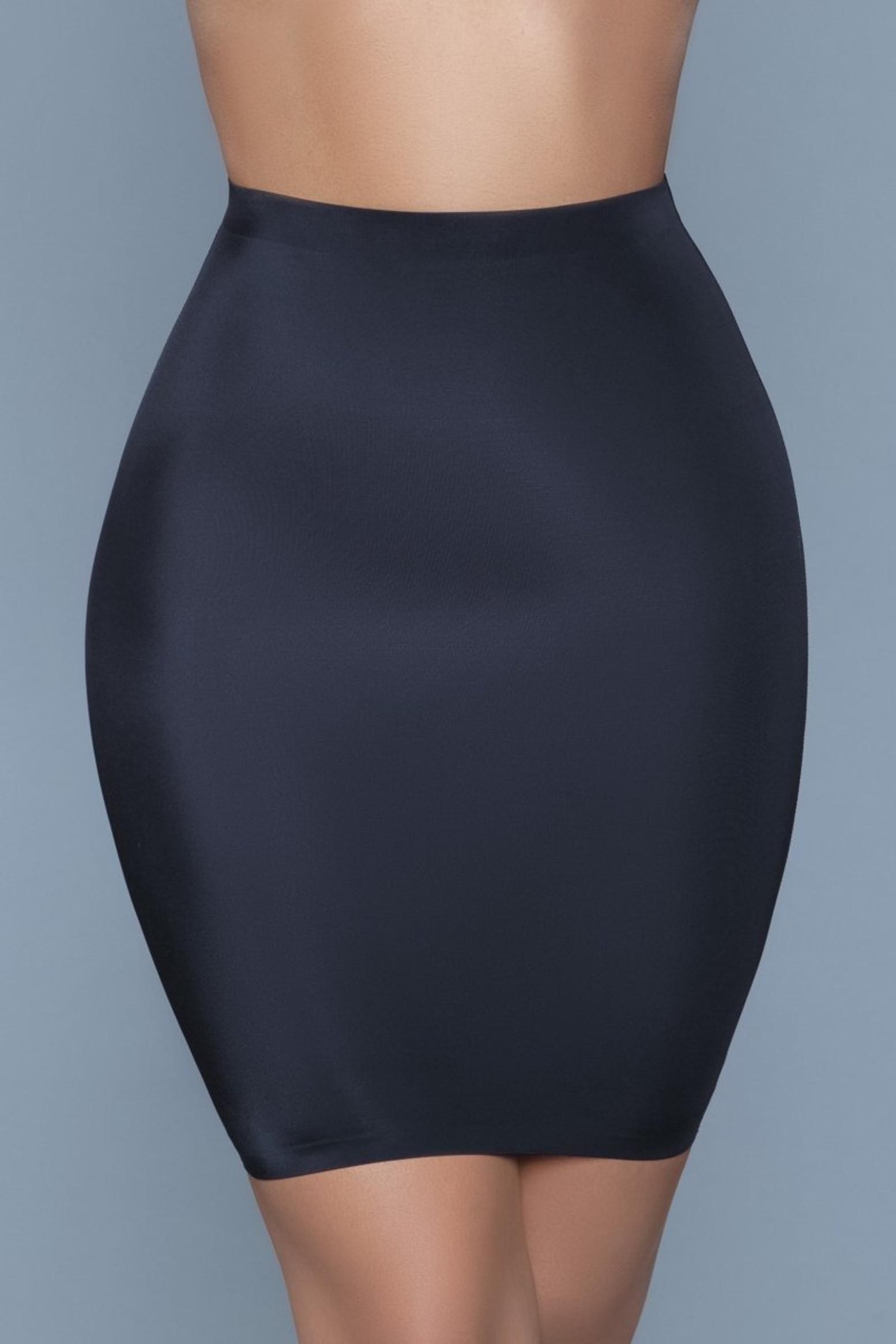 2005 Slimin' Shapewear Slip Skirt Black