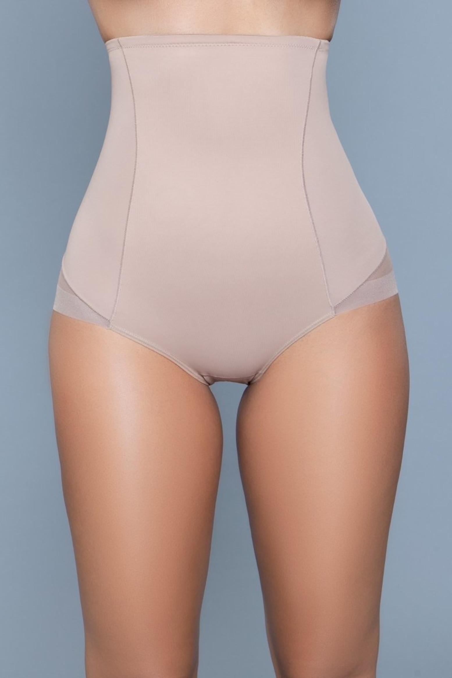 2008 Peachy Soft Shapewear Brief Nude