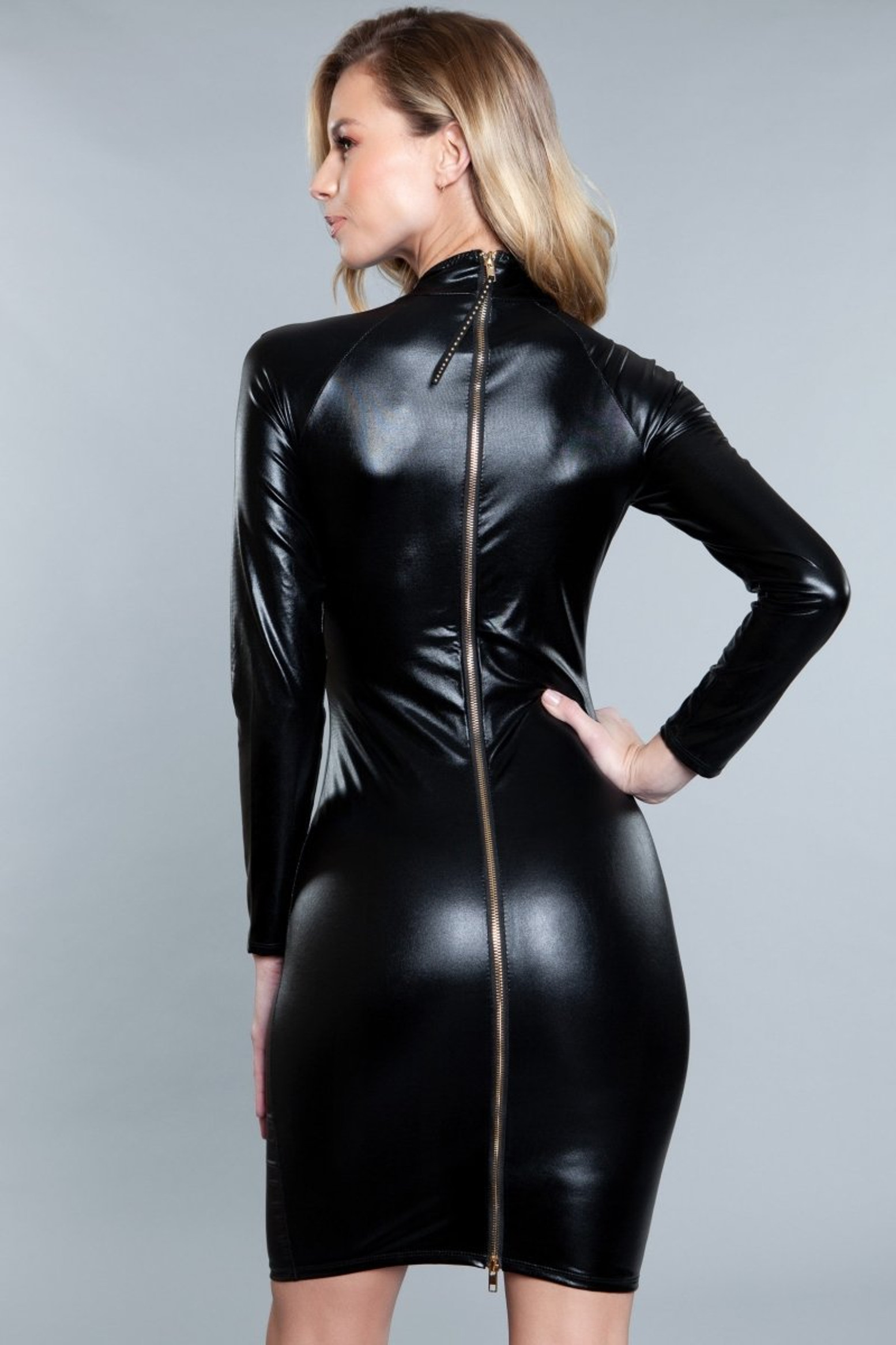 1858 Dominatrix Dress