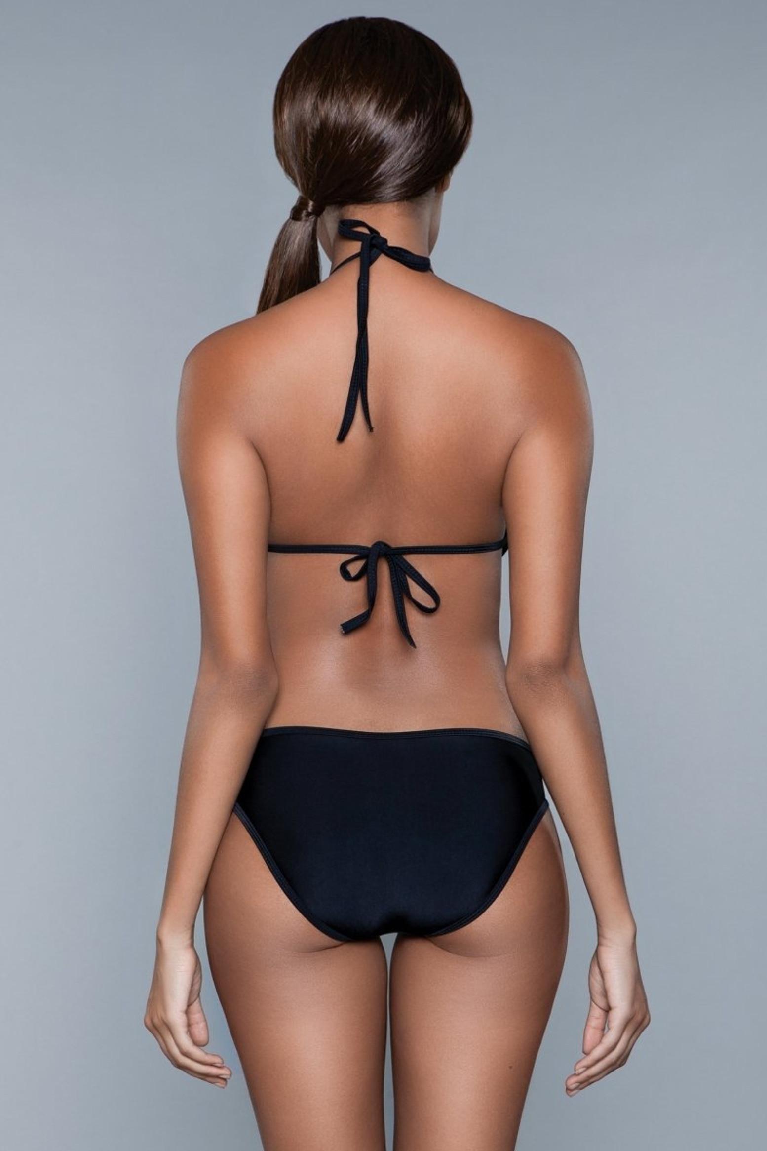 1970 Violet Swimsuit