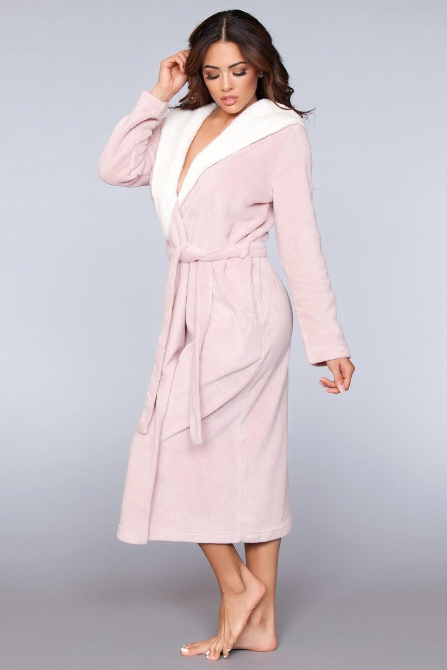 1818 Janette Robe Pink