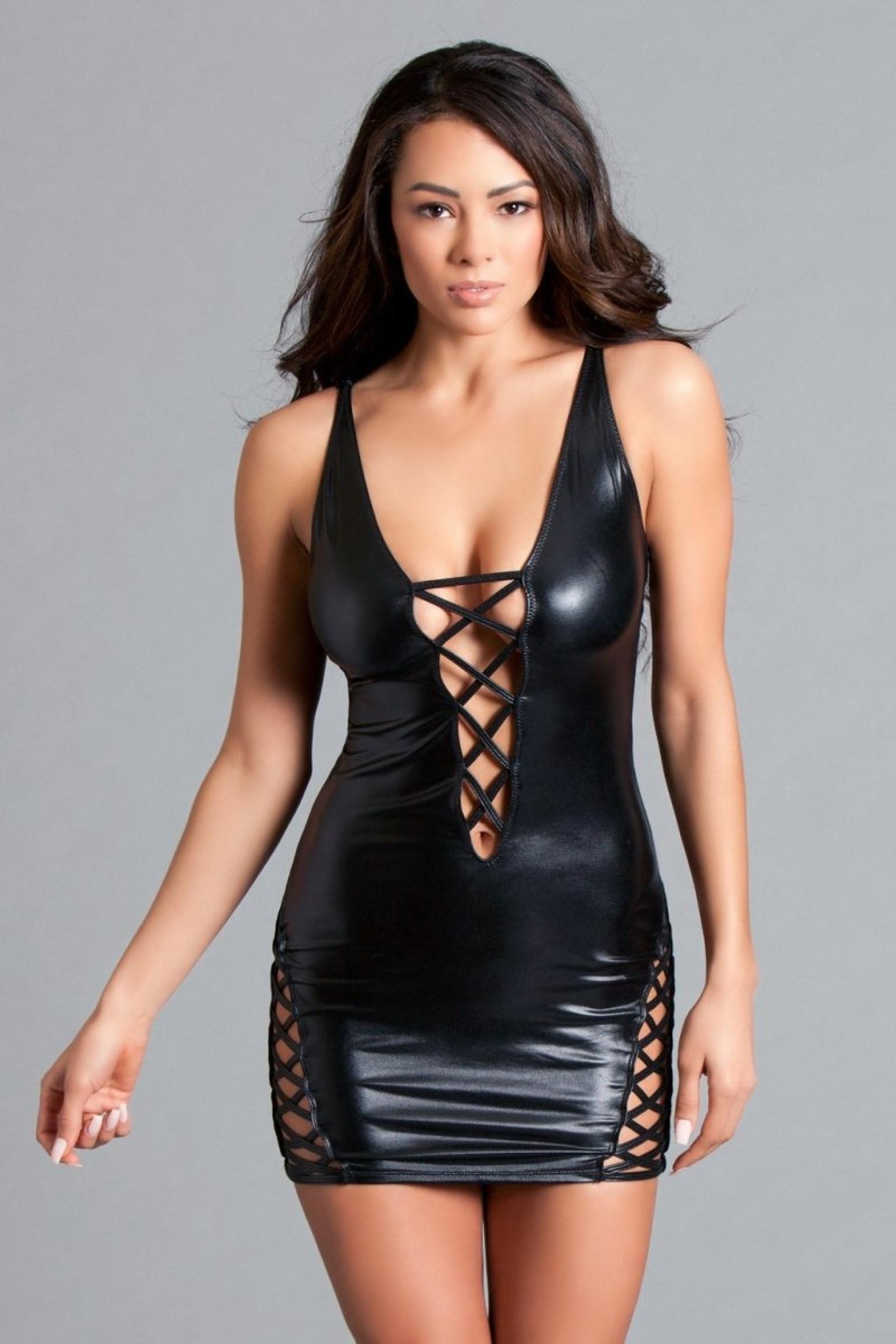 BW1763BK Elisa Dress