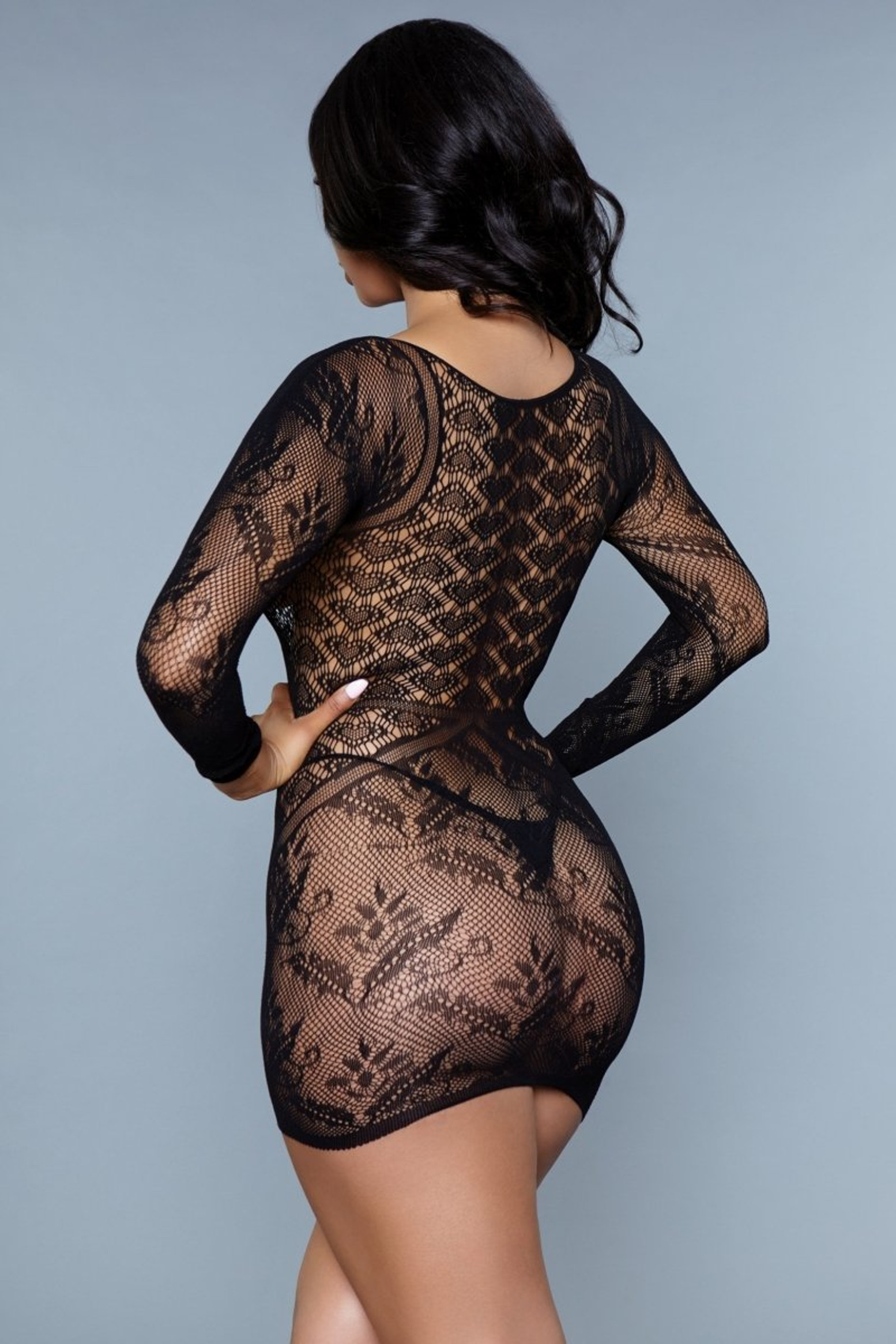 1992 Turn Your Lights Off Body Stocking