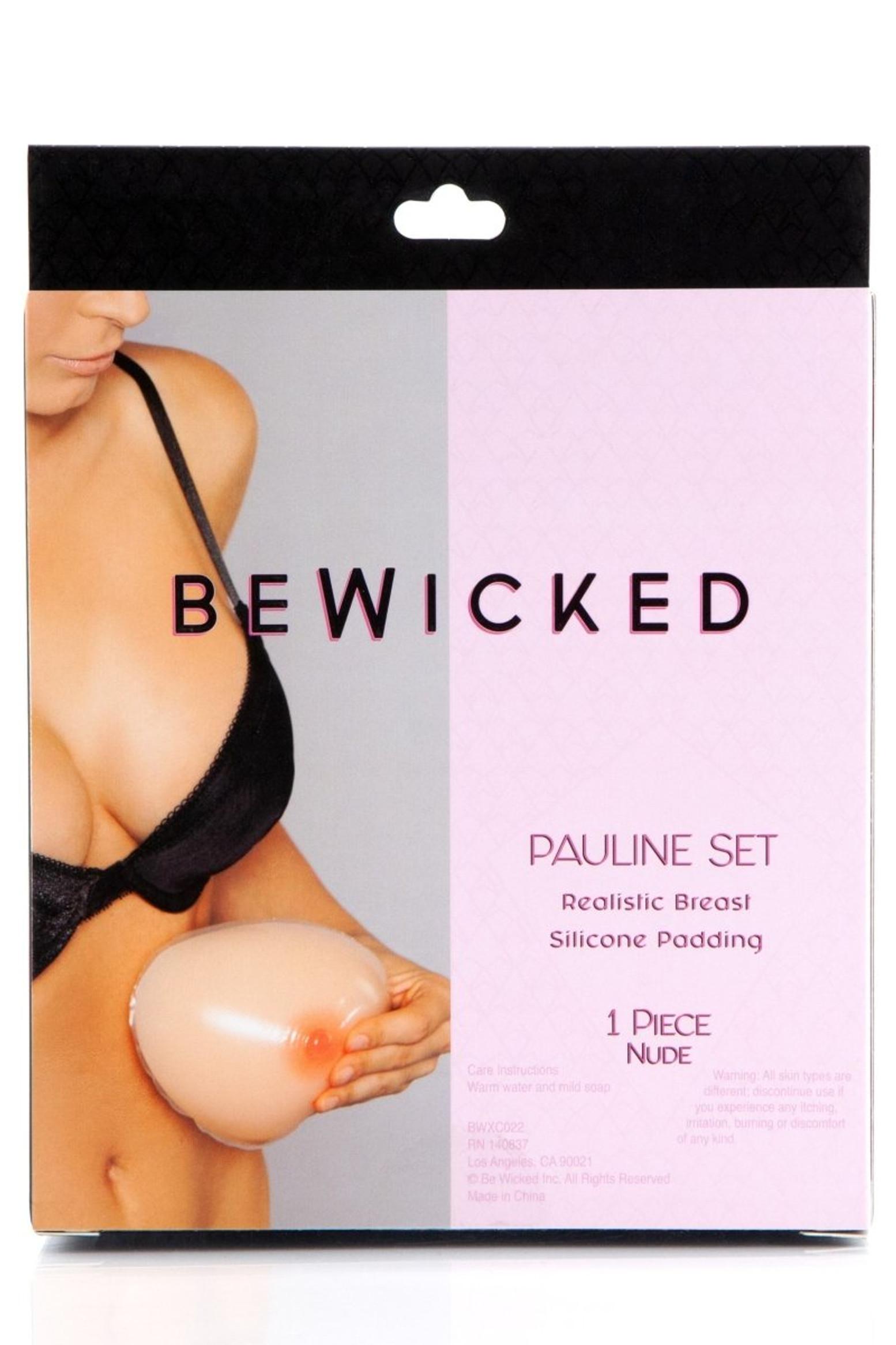 BWXC022 Pauline Silicone Breast