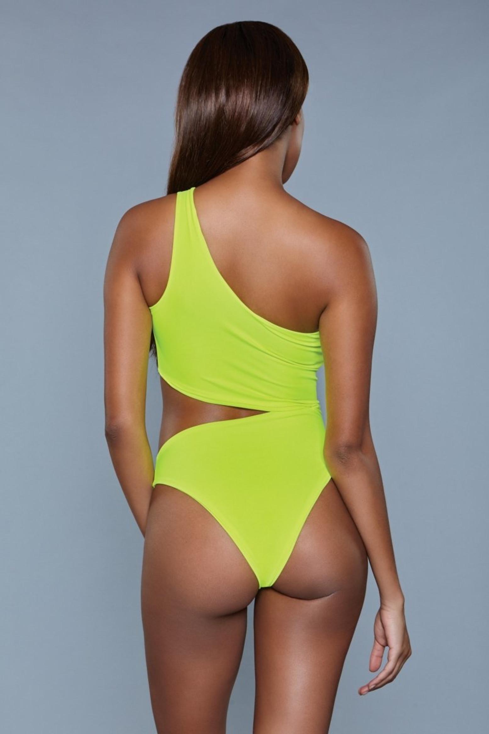 1976 Quinn Swimsuit Yellow