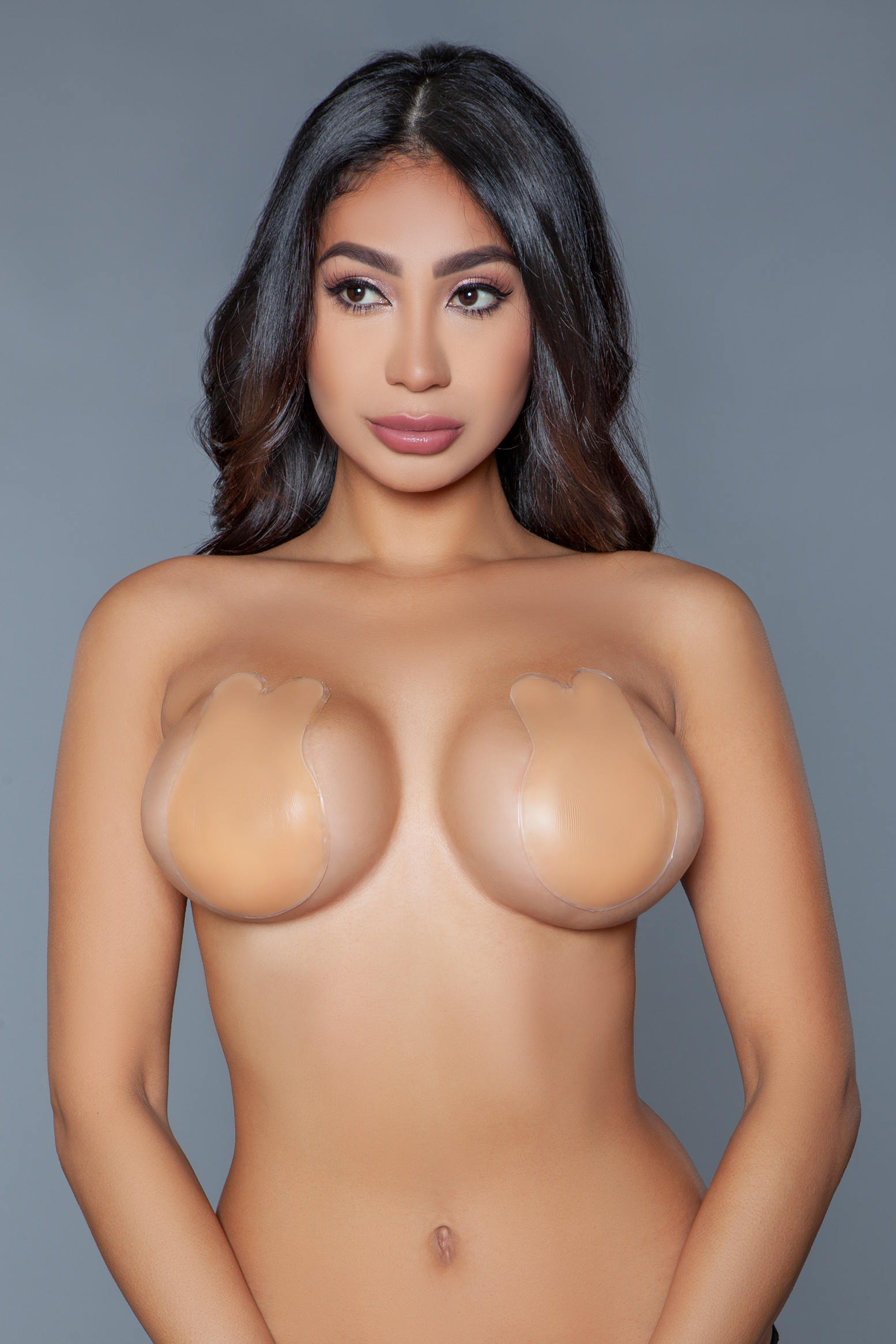 2038 Bunny Silicone Nipple Cover