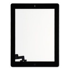 Touch Screen Digitizer With Home Button for iPad 2 - Black