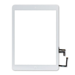 Digitizer with Home Button for iPad Air -White
