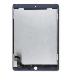LCD ASSEMBLY WITH DIGITIZER FOR IPAD AIR 2 (SLEEP  WAKE SENSOR FLEX PRE-INSTALLED) (WHITE) (PREMIUM)