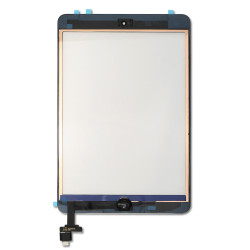 DIGITIZER WITH IC CHIP FOR IPAD MINI 1  IPAD MINI 2 (PREMIUM QUALITY) (Black)