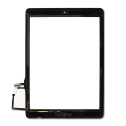 iPad Air 1  iPad 5 2017 Digitizer Assembly (Black) (Small Parts) (Aftermarket)