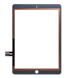 iPad 6 (2018) Digitizer wAdhesive (white) (Premium Quality)