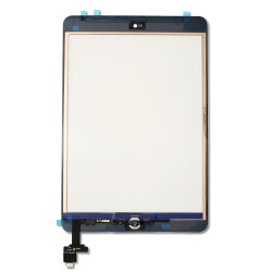 DIGITIZER WITH IC CHIP FOR IPAD MINI 1  IPAD MINI 2 (PREMIUM QUALITY) (WHITE)